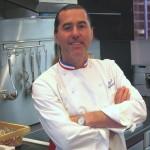 Chef Martial en cuisine