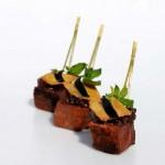 Filet de bœuf de l'Aubrac rossini