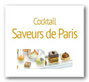Cocktail SAVEURS DE PARIS