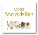Cocktail SAVEURS DE PARIS