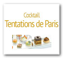 Cocktail TENTATIONS DE PARIS