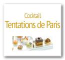 Cocktail TENTATIONS DE PARIS
